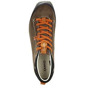 AKU Bellamont Suede GTX - Calzado - naranja/marrón